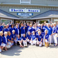 Re-Opening of the Thrift Store!