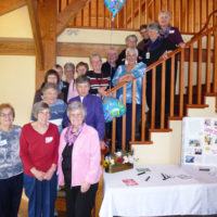 VCH thank you event