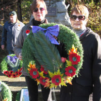 Remembrance Day in Pender Harbour