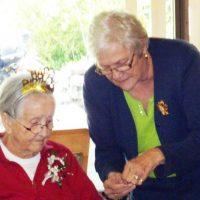 Bertie Hull 100th birthday Celebration