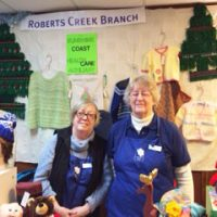 Roberts Creek Christmas Fair