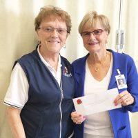 Kay Metcalf donation