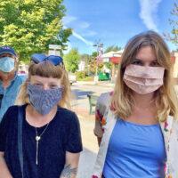 Mandatory Thrift Store masks