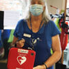 HeartStart AED Thrift Store gift
