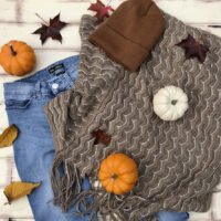 Fall and winter clothing at the Thrift Store