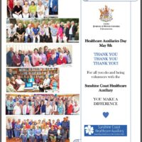 Healthcare Auxiliaries Day 2021